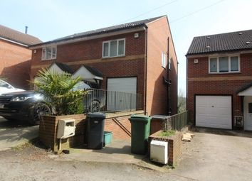 Thumbnail 3 bed semi-detached house to rent in Beech Road, Biggin Hill, Westerham