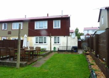 Thumbnail 3 bedroom semi-detached house to rent in Deerhurst Crescent, Cosham, Portsmouth