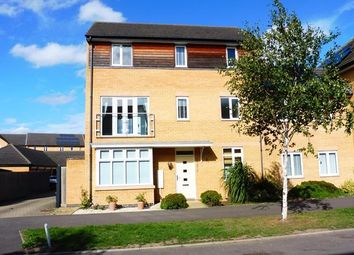 Thumbnail 4 bed property to rent in Four Chimneys Crescent, Hampton Vale, Peterborough