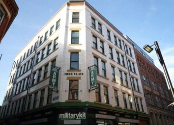 Thumbnail 2 bed flat to rent in Tiber Place, 27 - 29 Tib Street, Northern Quarter, Manchester