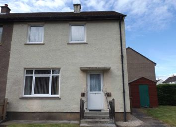 Thumbnail 2 bedroom semi-detached house to rent in Mill Road Terrace, Mill Road, Nairn