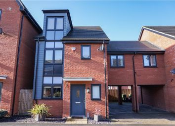 Thumbnail 4 bedroom link-detached house for sale in Holland Way, Walton