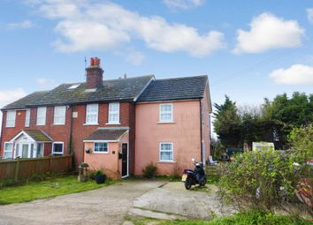 Thumbnail 4 bed semi-detached house for sale in Domsey Chase, Feering, Colchester