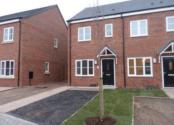 Thumbnail 2 bed semi-detached house to rent in Ken Jones Close, Lightmoor, Telford
