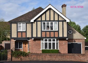 Thumbnail 4 bed detached house for sale in Park Avenue, Watford
