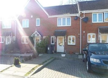 Thumbnail 2 bed terraced house to rent in Hobby Close, Waterlooville