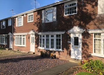 3 bed terraced house for sale in Millfield Court, Bedlington, Northumberland NE22
