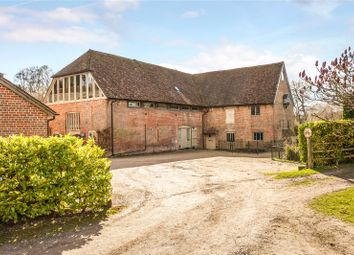 Thumbnail 3 bed terraced house for sale in Hockley Mill, Church Lane, Twyford, Winchester