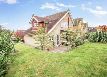 Thumbnail 3 bed detached house for sale in Kestrel Road, Brickhill
