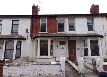 Thumbnail 5 bedroom terraced house for sale in Buchanan Street, Blackpool, Lancashire