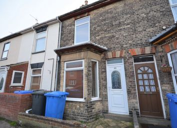 2 bed terraced house for sale in Queens Road, Lowestoft, Suffolk NR32