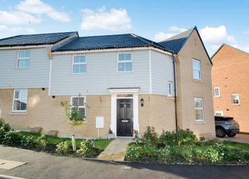 Thumbnail 3 bed terraced house for sale in Oak Drive, Southminster