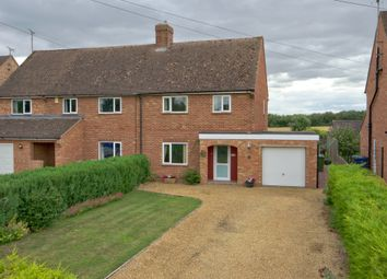 Thumbnail 3 bed semi-detached house for sale in Mill Lane, Whittlesford, Cambridge