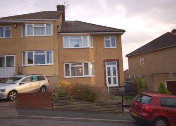 Thumbnail 3 bed semi-detached house to rent in Spring Hill, Kingswood, Bristol