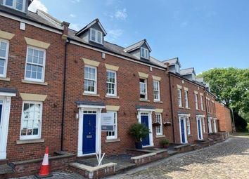 Thumbnail 3 bed town house to rent in Second Wood Street, Nantwich, Cheshire