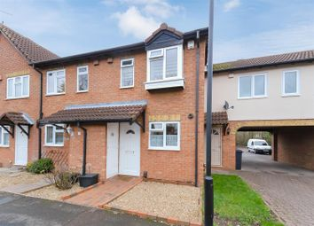 Thumbnail 2 bedroom end terrace house for sale in Jellicoe Close, Cippenham, Slough