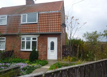 Thumbnail 2 bed semi-detached house to rent in Bedford Place, Willington, Co Durham
