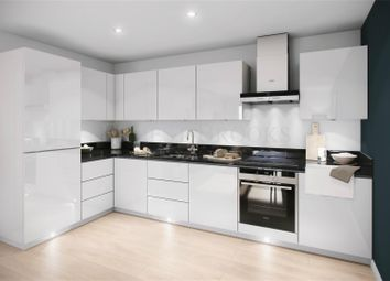 Thumbnail 1 bed flat for sale in Napier House, Langley St, Luton