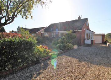 Thumbnail 3 bed detached bungalow to rent in Sessay, Thirsk