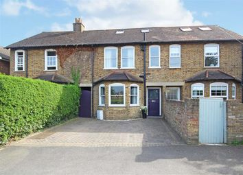 Thumbnail 4 bed terraced house for sale in Halliford Road, Sunbury-On-Thames