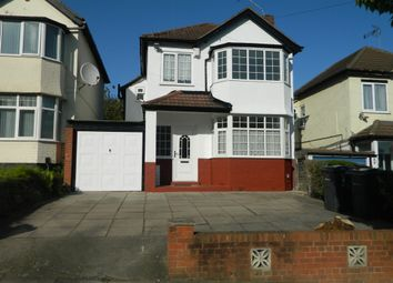 Thumbnail 3 bed semi-detached house to rent in Hillside Road, Erdington