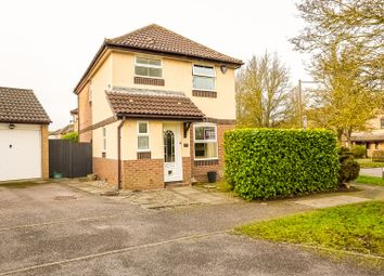 Thumbnail 3 bed detached house for sale in Pickering Drive, Milton Keynes