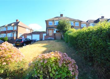 Thumbnail 3 bed semi-detached house to rent in The Ruffetts, Selsdon, South Croydon