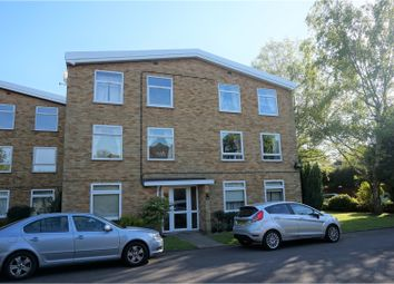 Thumbnail 2 bed flat for sale in Portway Close, Solihull