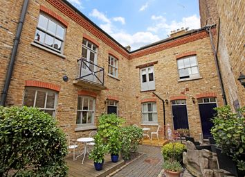 Thumbnail 2 bed mews house to rent in Hardwicke Mews, London