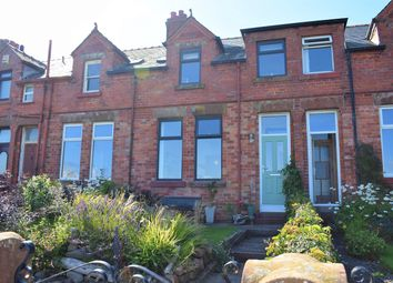 Thumbnail 3 bed terraced house for sale in 5 Solway Terrace, Powfoot, Annan, Dumfries & Galloway