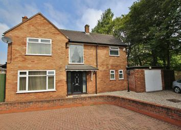 Thumbnail 4 bed detached house for sale in Upton Road, Prenton, Wirral