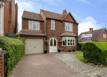 Thumbnail 4 bed detached house for sale in Frank Avenue, Mansfield