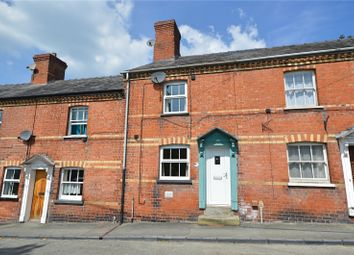 Thumbnail 1 bed terraced house for sale in Severn Terrace, Frankwell Street, Newtown, Powys