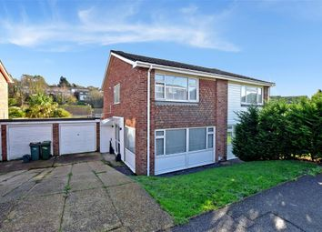 Thumbnail 3 bed semi-detached house for sale in Enbrook Road, Sandgate, Folkestone, Kent