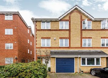 Thumbnail 5 bed property for sale in Livesey Close, Kingston Upon Thames