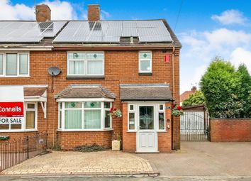 Thumbnail 3 bedroom semi-detached house for sale in Derwent Grove, Cannock