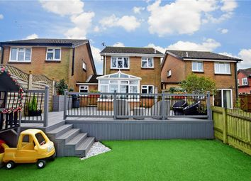 Thumbnail 4 bed detached house for sale in Forge Rise, Uckfield, East Sussex
