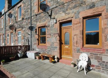 Thumbnail 2 bed flat for sale in Magdala Terrace, Galashiels