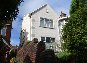 Thumbnail 5 bedroom semi-detached house for sale in Uplands Crescent, Uplands, Swansea