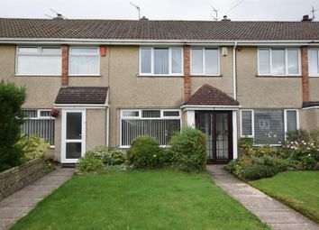 Thumbnail 3 bed terraced house for sale in Claydon Green, Bristol