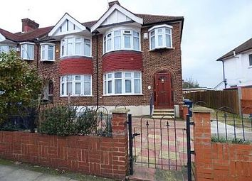 Thumbnail 3 bed end terrace house for sale in Brunswick Park Road, New Southgate, London