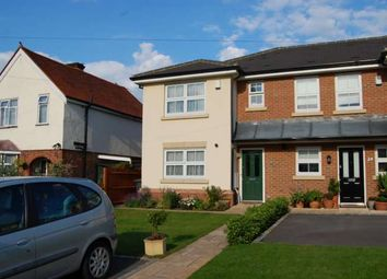 Thumbnail 3 bed end terrace house to rent in Marsh Lane, Addlestone