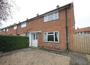 Thumbnail 2 bed end terrace house for sale in Beech Grove, Northallerton