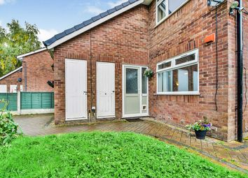 Thumbnail 2 bed flat for sale in Tulip Close, Sale, Greater Manchester