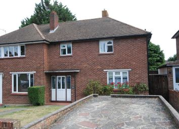 Thumbnail 3 bed semi-detached house for sale in Foxbury Drive, Chelsfield, Orpington
