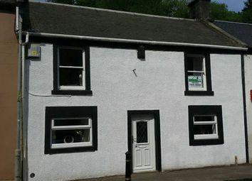 Thumbnail 2 bed terraced house for sale in Abbeygreen, Lesmahagow