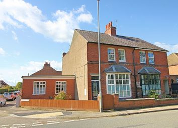 Thumbnail 3 bed semi-detached house for sale in Forest Road, Narborough, Leicester
