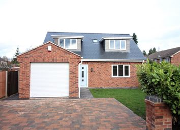 Thumbnail 3 bed detached house for sale in Knowle Park, Kimberley, Nottingham