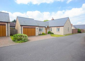 Thumbnail 3 bedroom detached bungalow for sale in Wootton Forge, Gretton, Corby