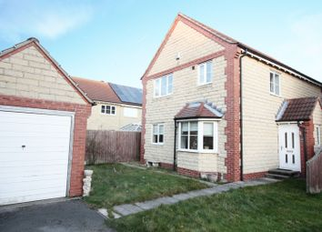Thumbnail 4 bed detached house for sale in Old Rugby Park, Goole, North Humberside